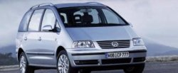 konwerter do Volkswagen Sharan