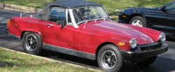 konwerter do MG Midget