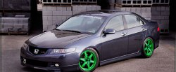 konwerter do Acura TSX