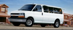konwerter do Chevrolet Express