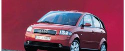 konwerter do Audi A2