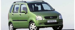 konwerter do Opel Agila