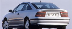 konwerter do Opel Calibra
