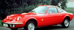 konwerter do Opel GT