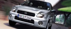 konwerter do Subaru Justy