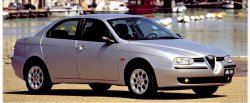konwerter do Alfa Romeo 156