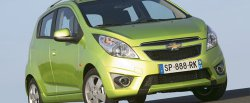 konwerter do Chevrolet Spark