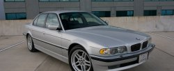 konwerter do BMW 740