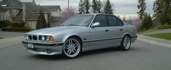 konwerter do BMW 540
