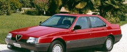konwerter do Alfa Romeo 164
