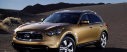 konwerter do Infiniti FX 50