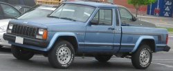 konwerter do Jeep Comanche